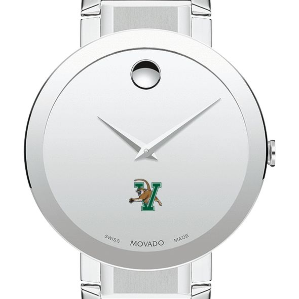 University of Vermont Men's Movado Sapphire Museum with Bracelet