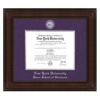 NYU Stern Diploma Frame - Excelsior