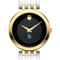USMMA Women's Movado Esparanza Two-Tone Museum with Bracelet