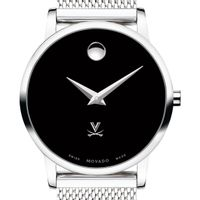 University of Virginia Women's Movado Museum with Mesh Bracelet