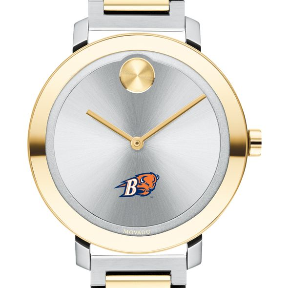 Bucknell University Women's Movado Two-Tone Bold 34 - Image 1