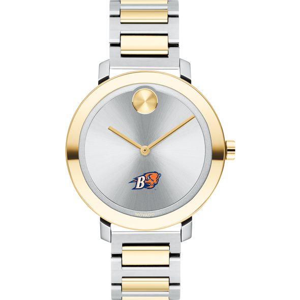 Bucknell University Women's Movado Two-Tone Bold 34 - Image 2