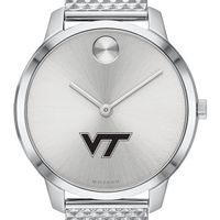 Virginia Tech Women's Movado Stainless Bold 35