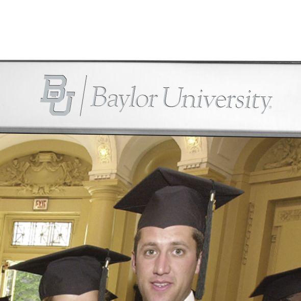 Baylor Polished Pewter 8x10 Picture Frame - Image 2