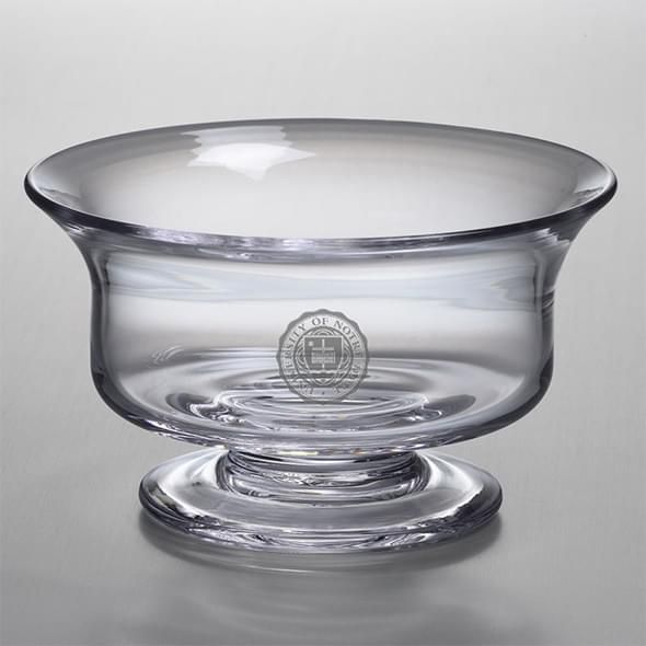 Notre Dame Medium Glass Revere Bowl by Simon Pearce