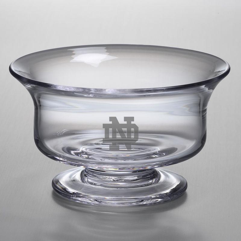 Notre Dame Medium Glass Revere Bowl by Simon Pearce