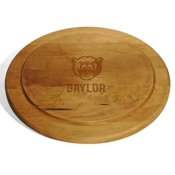 Baylor Round Bread Server