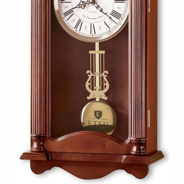 East Tennessee State University Howard Miller Wall Clock - Image 2
