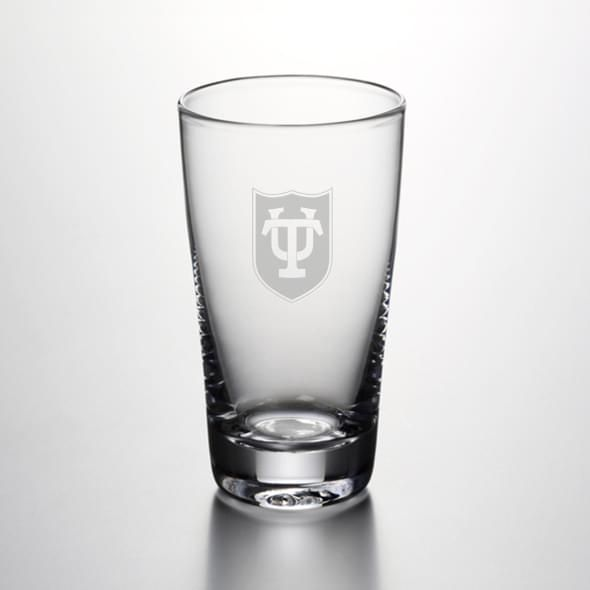 Tulane Ascutney Pint Glass by Simon Pearce