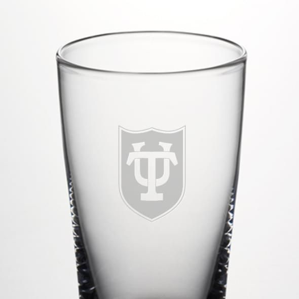 Tulane Ascutney Pint Glass by Simon Pearce - Image 2