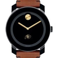 Colorado Men's Movado BOLD with Brown Leather Strap