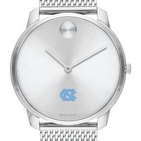 University of North Carolina Men's Movado Stainless Bold 42