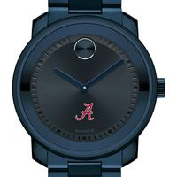 University of Alabama Men's Movado BOLD Blue Ion with Bracelet