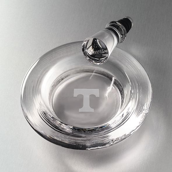 Tennessee Glass Wine Coaster by Simon Pearce - Image 1