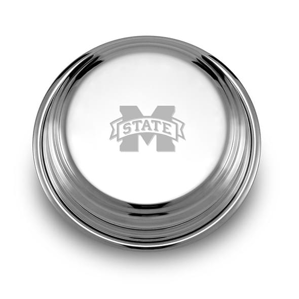Mississippi State Pewter Paperweight