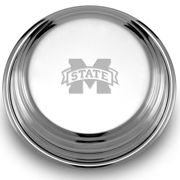 Mississippi State Pewter Paperweight - Image 2