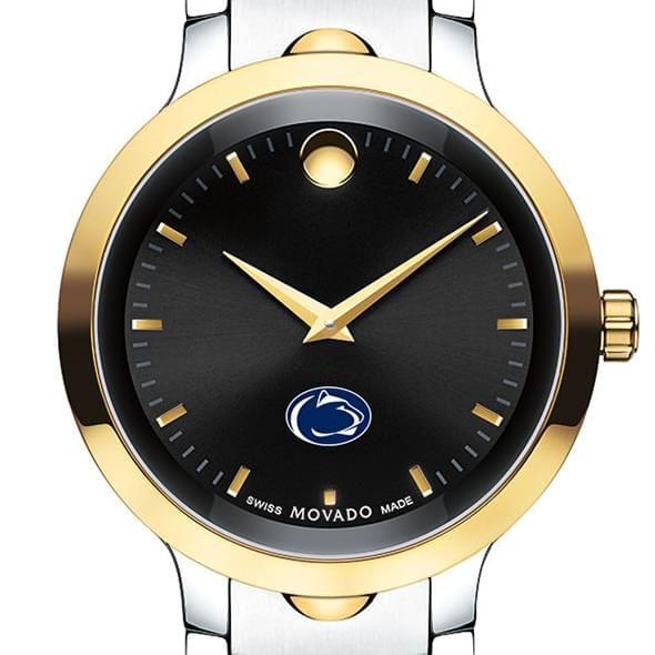 Penn State Men's Movado Luno Sport Two-Tone