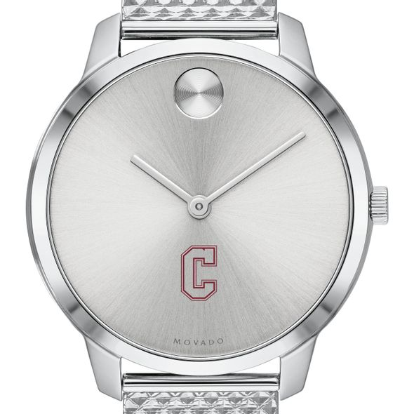College of Charleston Women's Movado Stainless Bold 35 - Image 1
