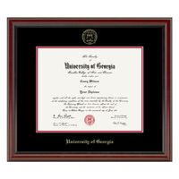 University of Georgia Diploma Frame, the Fidelitas
