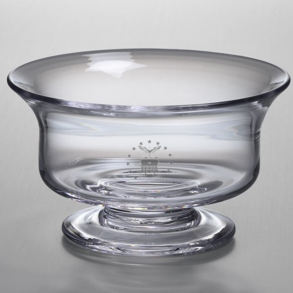 Air Force Academy Small Revere Celebration Bowl by Simon Pearce - Image 2
