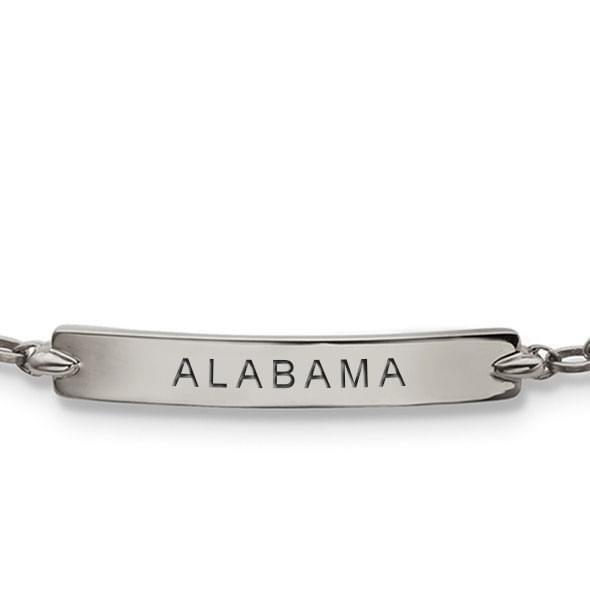 Alabama Monica Rich Kosann Petite Poesy Bracelet in Silver - Image 2
