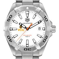 VCU Men's TAG Heuer Steel Aquaracer