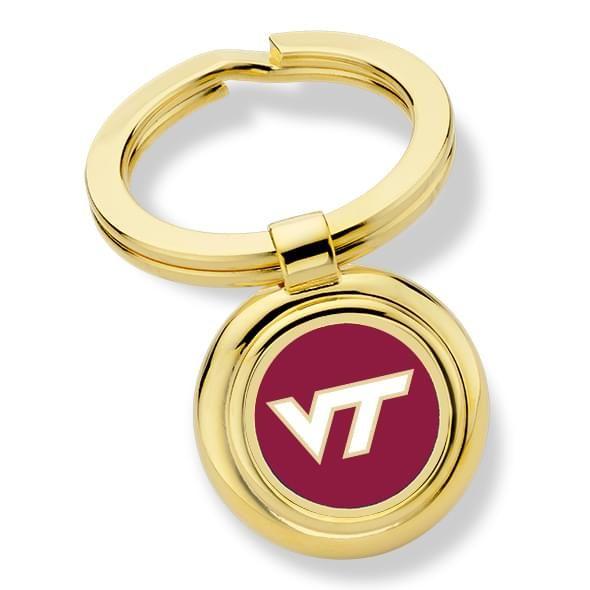 Virginia Tech Key Ring