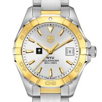 NYU Women's TAG Heuer Two-Tone Aquaracer
