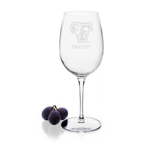 Fordham Red Wine Glasses - Set of 2