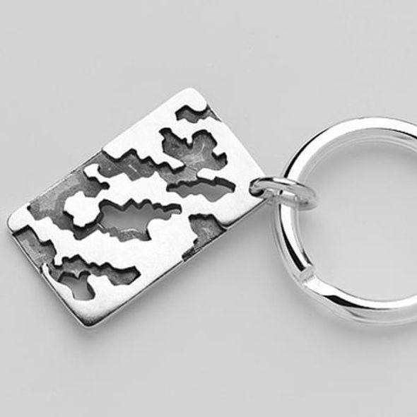 Camouflage Key Ring - Image 1