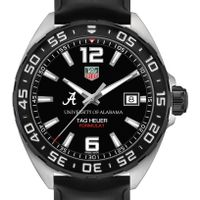 University of Alabama Men's TAG Heuer Formula 1 with Black Dial