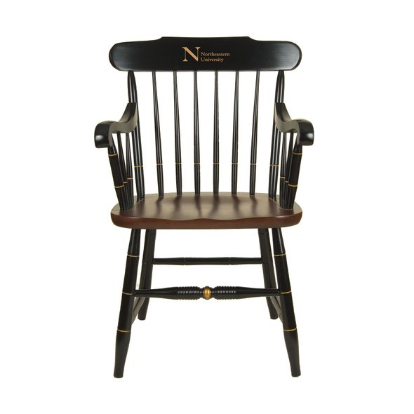 Northeastern Captain's Chair by Hitchcock