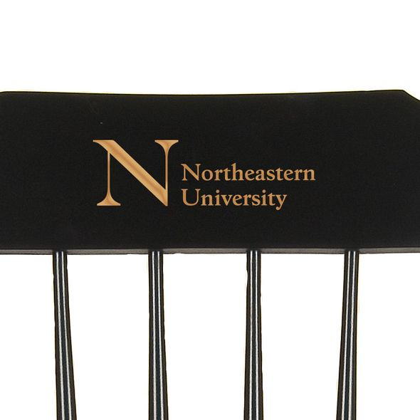 Northeastern Captain's Chair by Hitchcock - Image 2