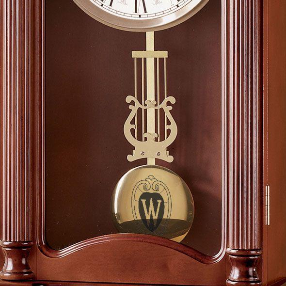Wisconsin Howard Miller Wall Clock - Image 2