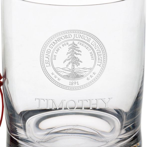 Stanford University Tumbler Glasses - Set of 4 - Image 3