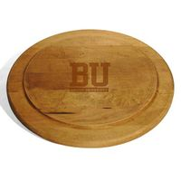 Boston University Round Bread Server
