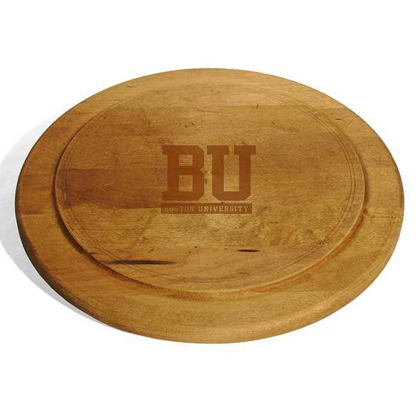 Boston University Round Bread Server