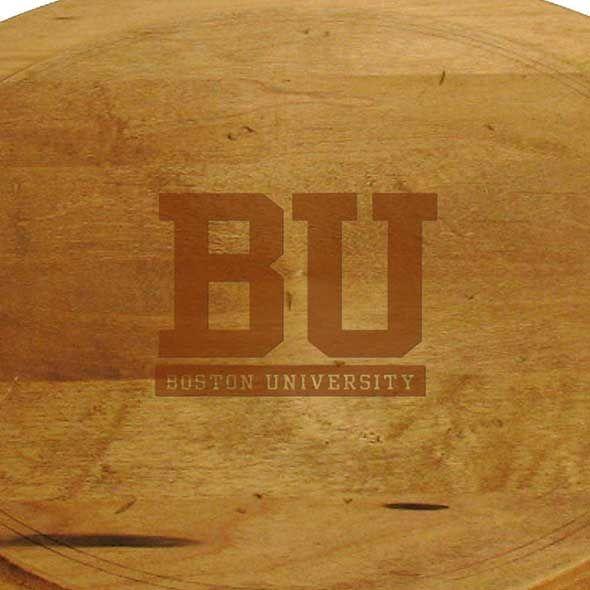 Boston University Round Bread Server - Image 2