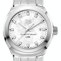 SC Johnson College TAG Heuer Diamond Dial LINK for Women - Image 1
