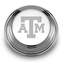 Texas A&M University Pewter Paperweight