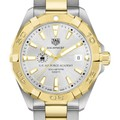 US Air Force Academy Men's TAG Heuer Two-Tone Aquaracer - Image 1