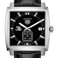 Louisiana State University TAG Heuer Monaco with Quartz Movement for Men
