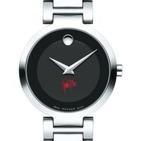 University of Richmond Women's Movado Museum with Steel Bracelet