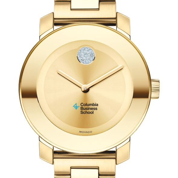 Columbia Business Women's Movado Gold Bold - Image 1