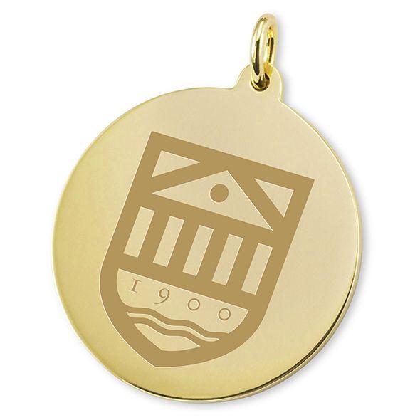 Tuck 14K Gold Charm - Image 2