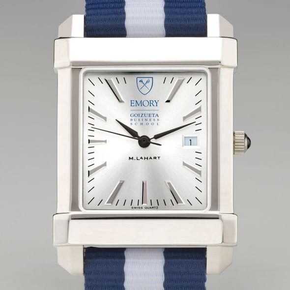 Emory Goizueta Collegiate Watch with NATO Strap for Men - Image 1