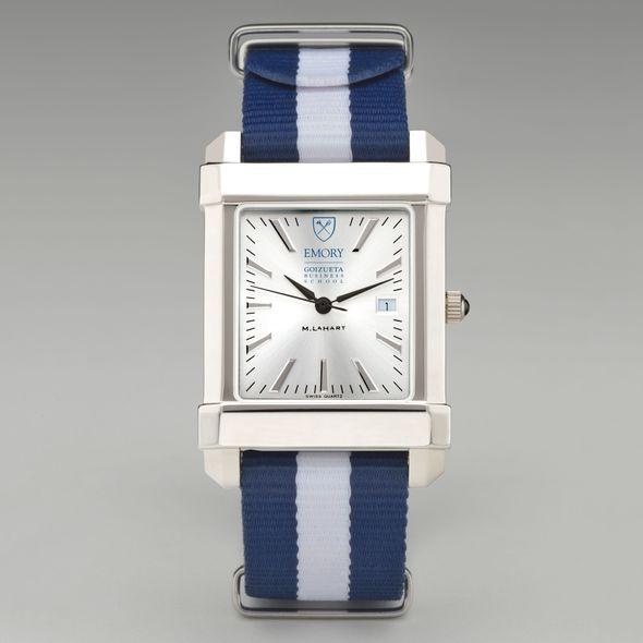 Emory Goizueta Collegiate Watch with NATO Strap for Men - Image 2