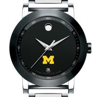 Michigan Men's Movado Museum Sport Bracelet