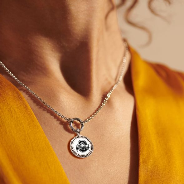 Ohio State Amulet Necklace by John Hardy - Image 1