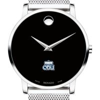 Old Dominion University Men's Movado Museum with Mesh Bracelet